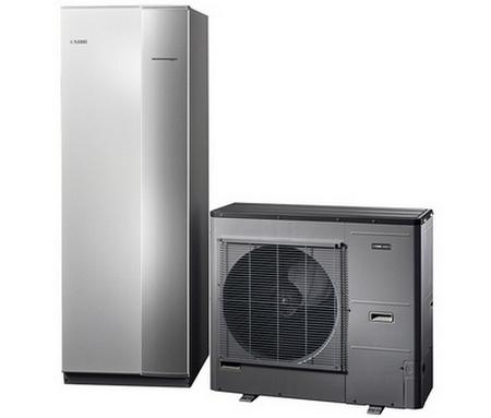 Pompa di calore reversibile NIBE Split Pack2
