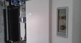 Pompa di calore NIBE Split Pack2 per impianto aerotermico.