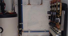 Pompa di calore monoblocco NIBE F2040 per impianto aerotermico