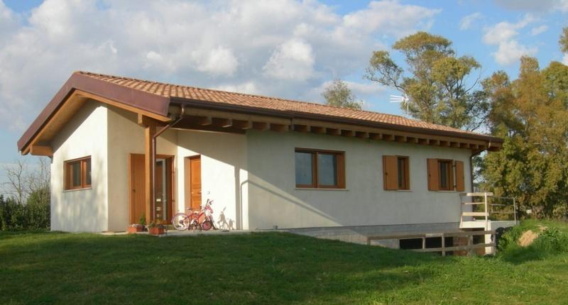 Impianto aerotermico per villino monofamiliare a Latina