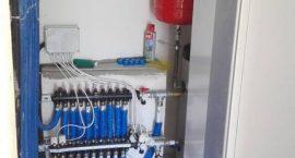 Produzione acqua calda con geotermia in villa a Roma