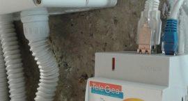 Teleassistenza e controllo remoto per pompa di calore nibe F1145.