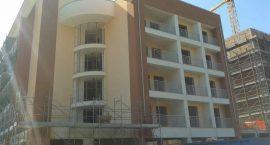 Impianto geotermico per palazzina di 24 appartamenti.