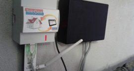 Teleassistenza con monitoraggio remoto della pompa di calore NIBE F1145.