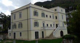 Impianto idrotermico per palazzo di 4 appartamenti.