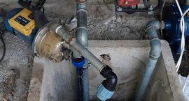 Pompe per impianto idrotermico.