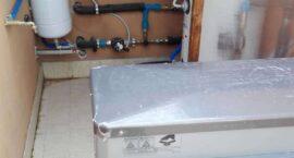 Pompa di calore aria acqua