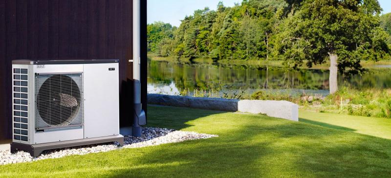 Generatore a pompa di calore