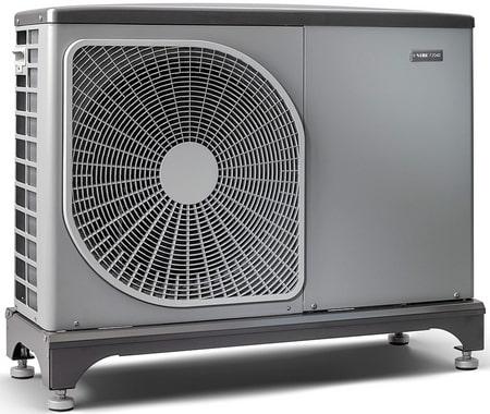 Pompa di calore aria acqua NIBE F2040