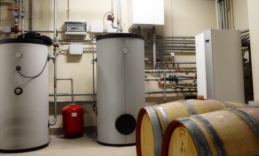 Sicurezza degli impianti a pompa di calore